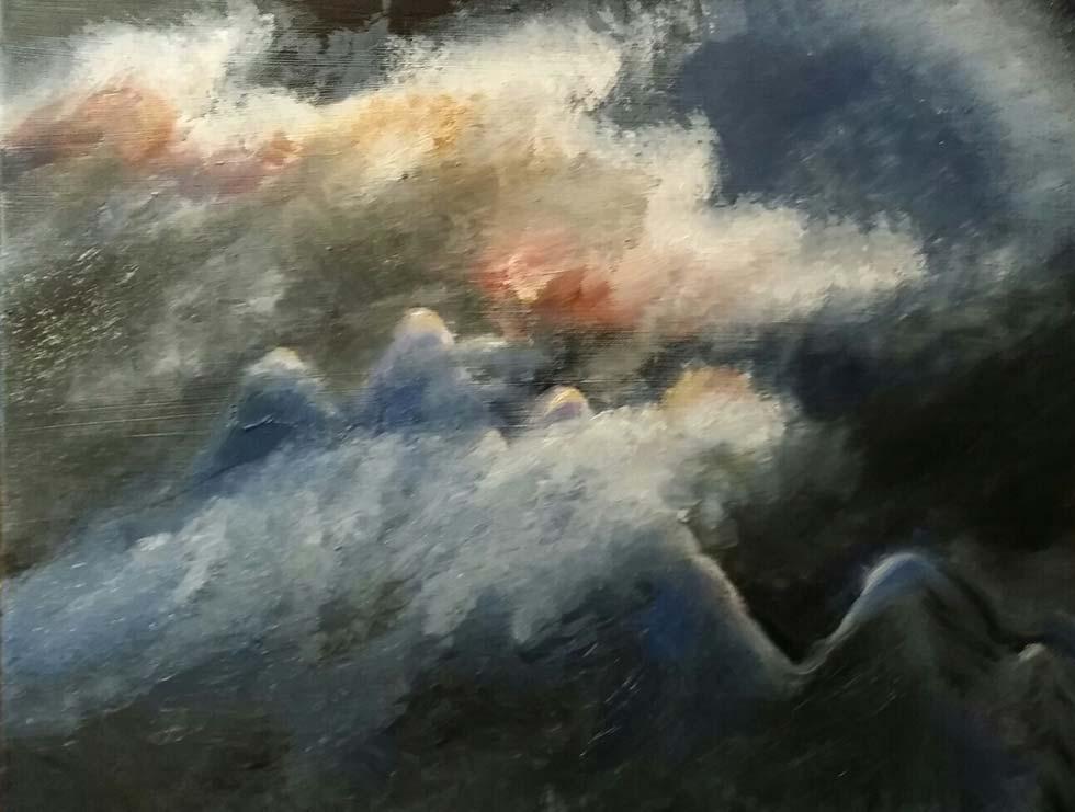 Lysstorm - Heidi Frich Andersen