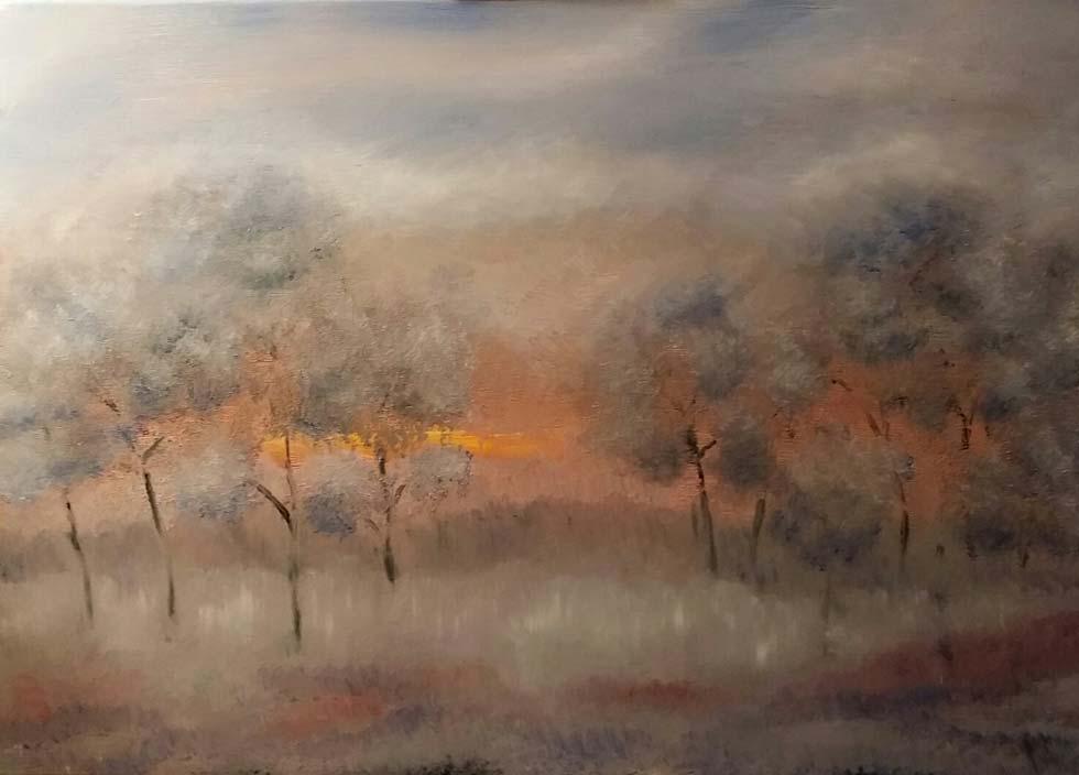 November- og alt er tilgitt - Heidi Frich Andersen